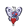 butterfree (christmas)