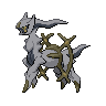 Dark Arceus (Rock)