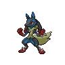 Dark Lucario (Mega)