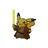 Dark Pikachu (Jedi)