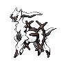 Metallic Arceus (Fighting)