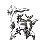Metallic Arceus (Rock)