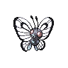 Metallic Butterfree
