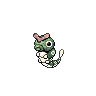 Metallic Caterpie