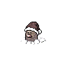 Metallic Diglett (Christmas)