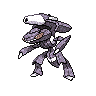 Metallic Genesect (Ice)