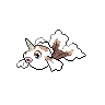 Metallic Goldeen