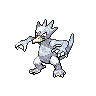 Metallic Golduck