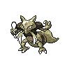 metallic kadabra
