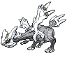 Metallic Kyurem