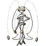 metallic pheromosa