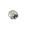 Metallic Shaymin