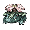 Metallic Venusaur