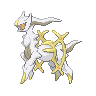 Mystic Arceus (Electric)