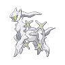 Mystic Arceus (Steel)