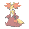 Mystic delphox