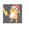 Mystic Raichu (Christmas)