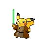 Pikachu (Jedi)