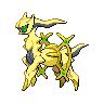 Shiny Arceus