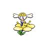 Shiny Flabebe (Yellow)
