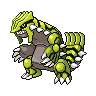 Shiny Groudon