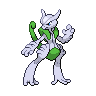 Shiny Mewtwo (Mega X)