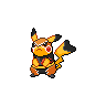 Shiny Pikachu (Libre)