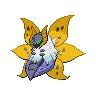 Shiny volcarona